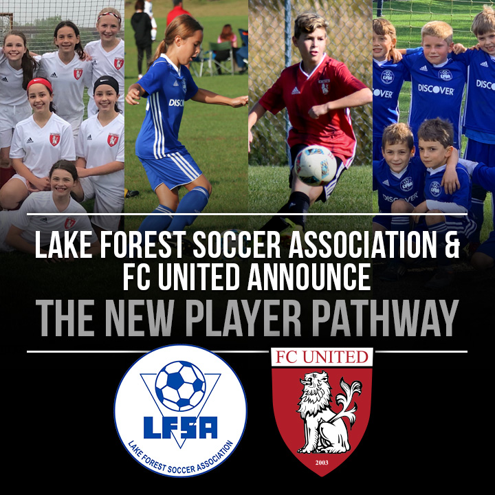 FC United and LFSA Team Up for U12 and above
